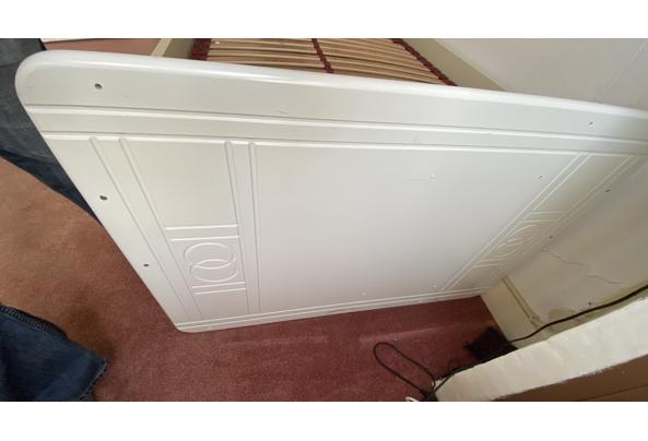 Eenpersoons bed 90x200. 67 cm hoogte - 9CF97BD3-E03A-46BF-8351-B75F61B8B8C6.jpeg
