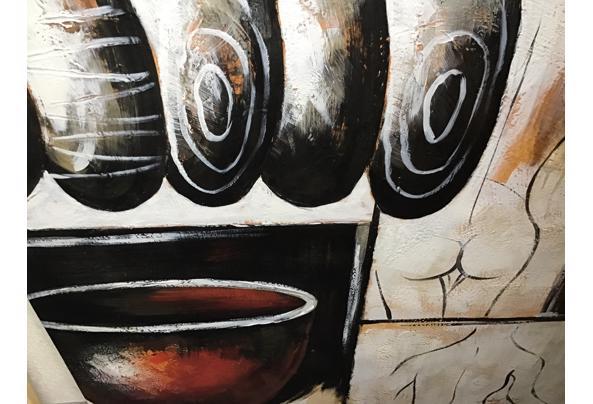 Schilderij 1x1 meter - D9C627FB-4E5D-420E-9642-4E648388F695