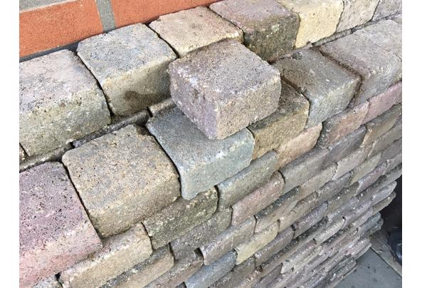 Sierbestrating Klinkers 10x10x6 - stenen-vierkant-10x10-003