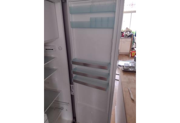 Grote grijze koelkast met vriesvak - IMG_20210415_094849841