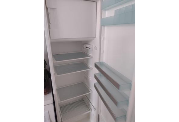 Grote grijze koelkast met vriesvak - IMG_20210415_094855448