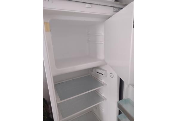 Grote grijze koelkast met vriesvak - IMG_20210415_094902022