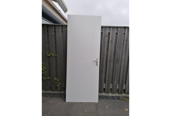 Twee opdek binnendeuren met deurbeslag - IMG_20210714_145007