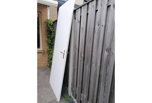 Twee opdek binnendeuren met deurbeslag - IMG_20210714_145016