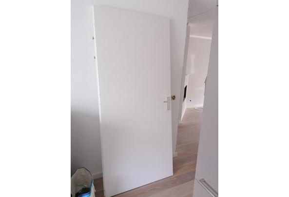 Twee opdek binnendeuren met deurbeslag - IMG_20210714_145954