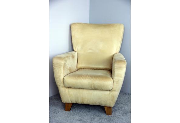 Comfortabele fauteuil - Stoel-logeerkamer
