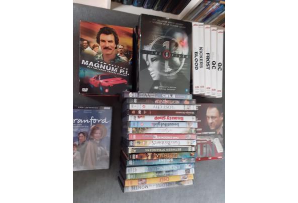 Stapel originele dvd's,  incl enkele boxsets  - 20210727_154055