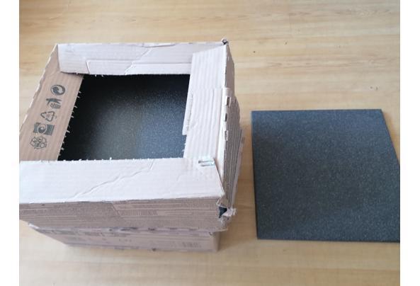 Antraciete vloertegels - zwart-3