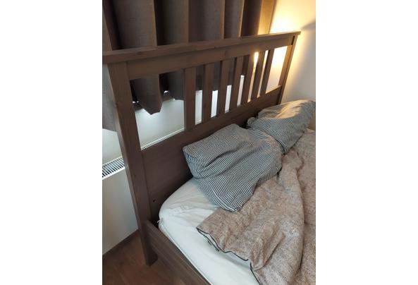 Donder houten bed van 1.40 bij 2.00 - 20210524_132015