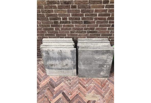 Terrastegels 60/60 cm - 70C27363-7EE8-477F-9C0C-DA3DE1F7DDC1