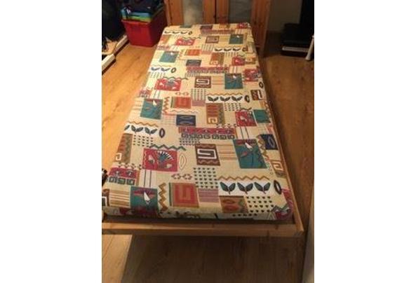 (Slaap)bankje met matras, ook te gebruiken onder zonnehemel - IMG_3949