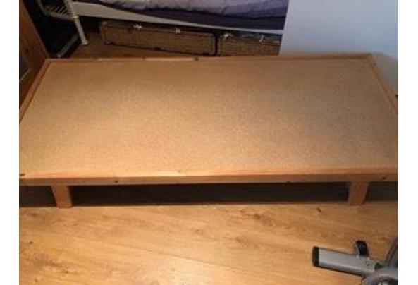 (Slaap)bankje met matras, ook te gebruiken onder zonnehemel - IMG_3950