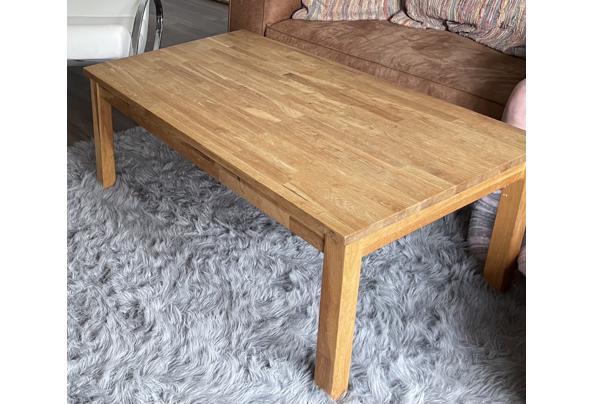 Ikea massief houten salontafel - D1A84CDF-AAF9-4CFC-91F2-706F3392567A