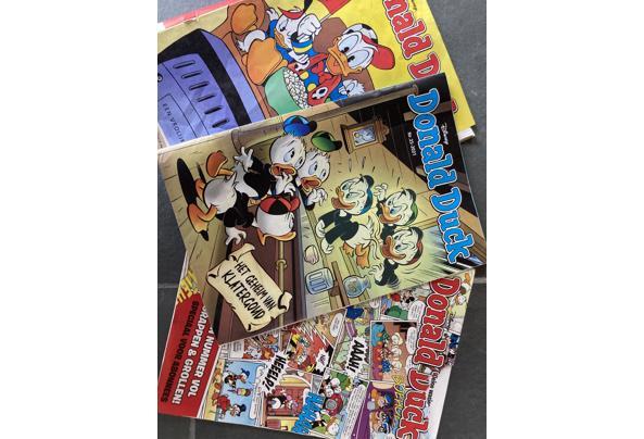 Een paar jaargangen van de Donald Duck - image