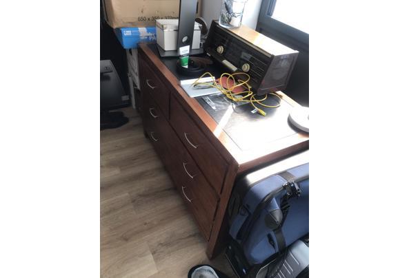 Opberg dressoir met lades - IMG_3642