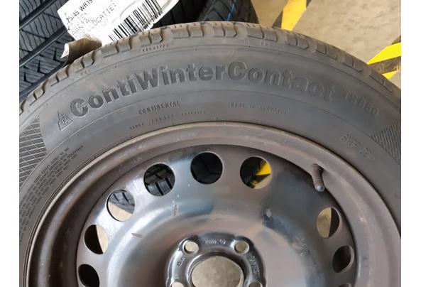 Winterbanden op velgen voor Opel Zafira - 20201130_142321_resized