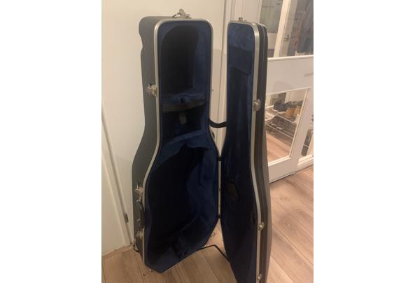 Cellokist ophalen in Amsterdam Centrum - IMG_0769