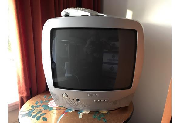 Vintage draagbare televisie - 6A2FB729-A874-45FA-840C-45DD02ACBC7B_637405088750686696.jpeg