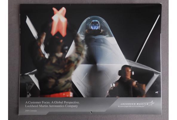 Land- en luchtmacht spullen (oa posters, kaarten, kalender) - DSCN0381_637581835914395928