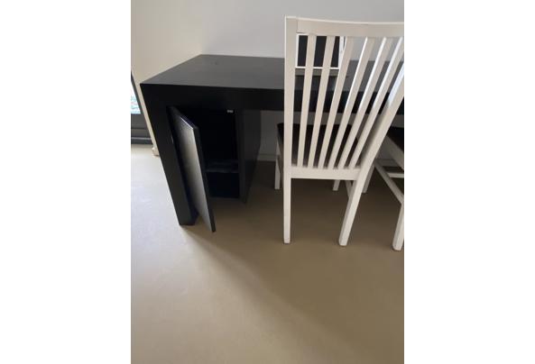 Mooi bureau met bijpassende salontafel - Buro-02