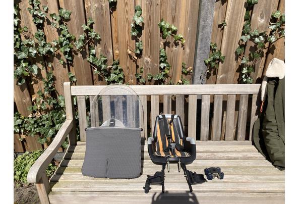 Fiets stoeltje met scherm - IMG_6662