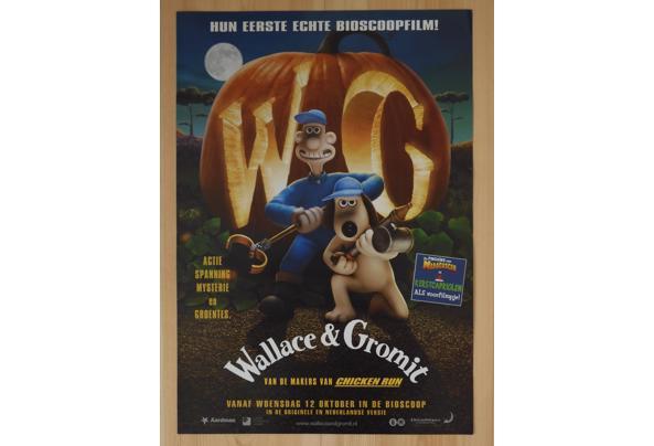 Filmposter Wallace & Gromit (uit 2005) - DSCN0999_637586049464574415