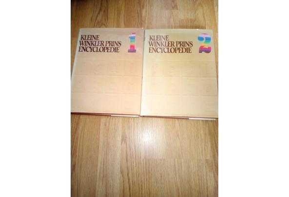 De Kleine Winkler Prins Encyclopedie in twee delen - Kleine-Winkler-Prins-Encyclopedie