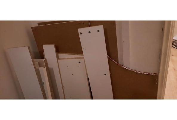 Hoekburea Ikea wit - 1611005323200973684749005784453