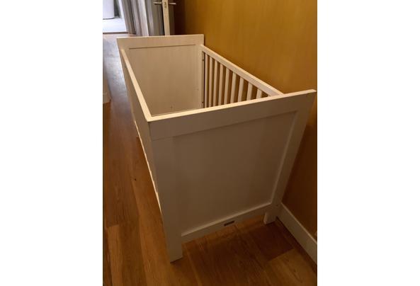 Bobita baby bedje - Wit 60 x 120 cm - IMG_0005