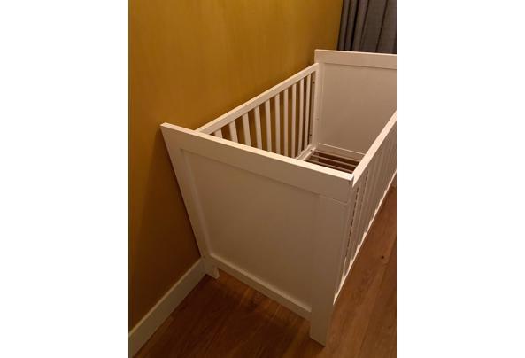 Bobita baby bedje - Wit 60 x 120 cm - IMG_0008