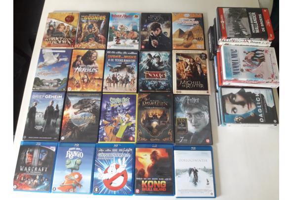 diverse DVD's, 3 puzzels - 20210906_095629