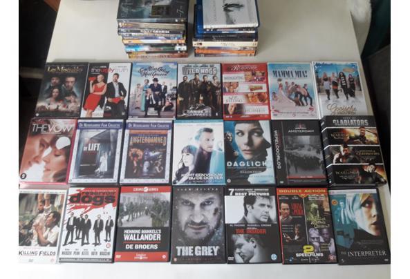 diverse DVD's, 3 puzzels - 20210906_095948