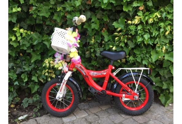 Kinderfietsje om te leren fietsen - IMG_6606