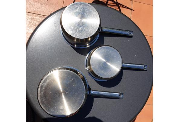 3 good quality cooking pans - 20210607_130024