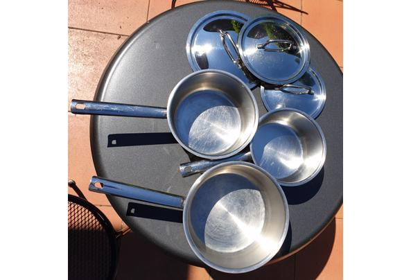 3 good quality cooking pans - 20210607_130102