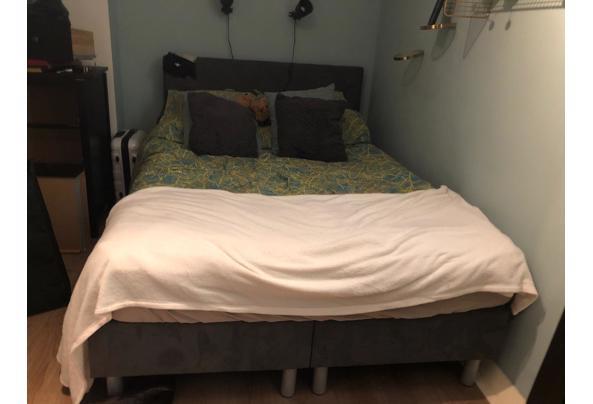 Boxspring 140 bed - 1993ACD5-1D24-425B-8A24-8A2D672DA41D