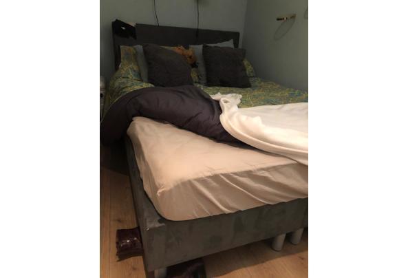Boxspring 140 bed - DCABC87E-3312-43E9-AC5E-A241C9F3F98F