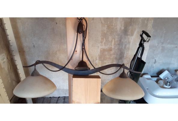 hanglamp bestaande uit 2 lichtbronnen - 20200307_121307_637399177772924791