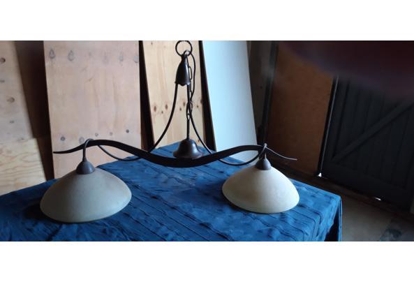 hanglamp bestaande uit 2 lichtbronnen - 20201009_155453_637399177711472796