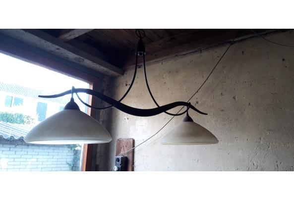 hanglamp bestaande uit 2 lichtbronnen - 20201009_155607_637399177876558747