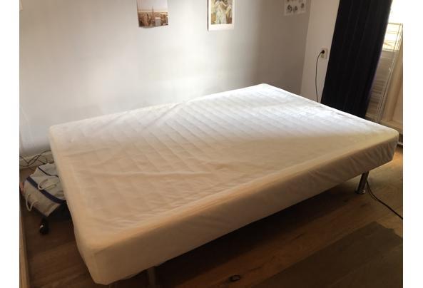 Bed boxspring 140x200 cm - D50520C5-73A9-40D6-9507-4EE1A1F66DC6