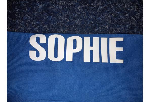 Hoodie hockeyplezier naam Sophie maat 116-122 - image-15-11-2020_11-55-10-49