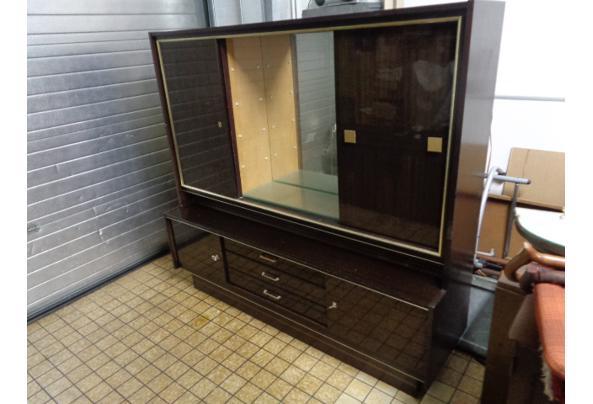 Vintage Wand meubel  - B-94B.JPG