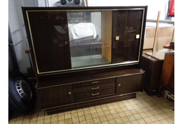 Vintage Wand meubel  - B-94C-L172H158D48B35K50.JPG