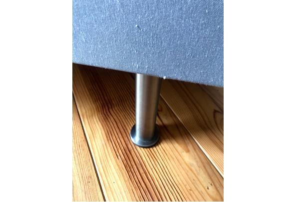 IKEA Boxspring 160x200 | goed staat - IKEA-Sultan-boxspring-2x80-(4)