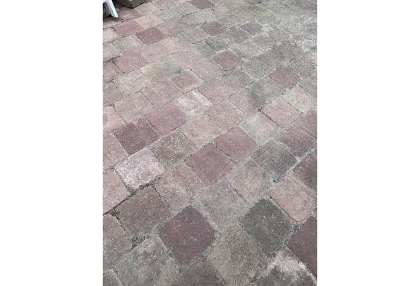 Terrasstenen / tuinstenen (minimaal 25 m2)  - DAF87A7B-753D-4524-9B37-EFB3AE89FB0A