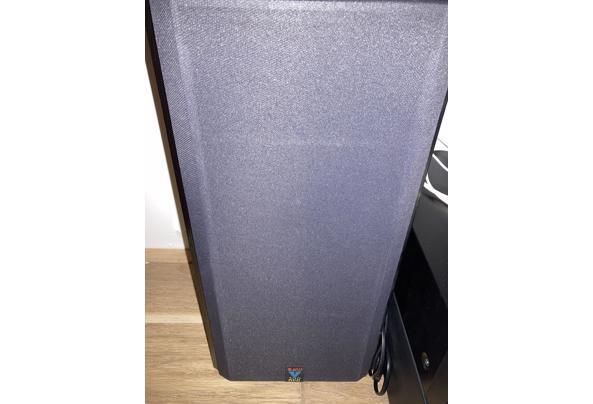 Tuner-versterker met CD-speler en 2 boxen - 464645E3-3221-4524-A59A-6CD68545CBC2.jpeg