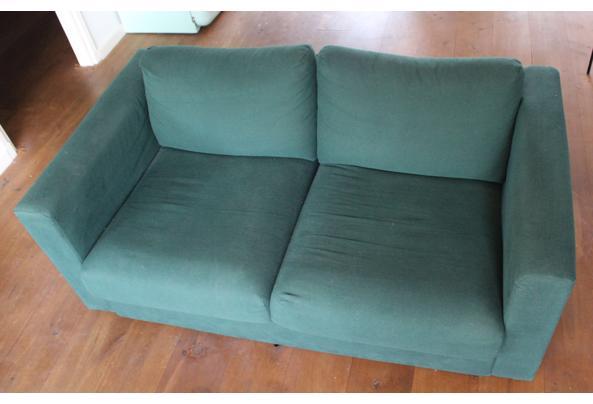 IKEA VIMLE tweezitsbank donkergroen - IMG_0598
