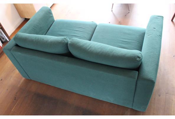 IKEA VIMLE tweezitsbank donkergroen - IMG_0601