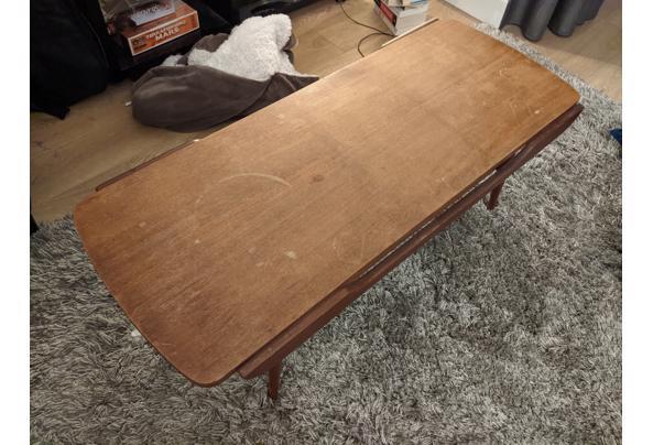 Vintage tafel salontafel - PXL_20210414_191802950